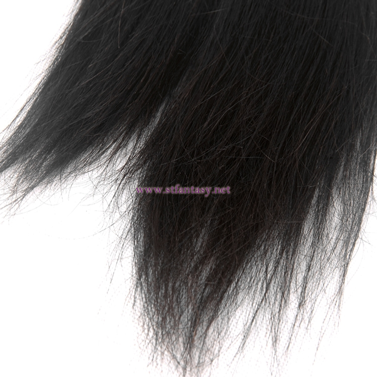 Guangzhou Wig Supplier Cheap Wholesale Long Black Straight 100% Brazilian Remy Virgin Hair Extension Human Weft