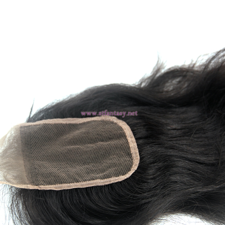 Guangzhou Fantasywig 12inch 100% Virgin Remy Brazil Human Hair 4*4 Lace Closure Toupee For Black Women And Men