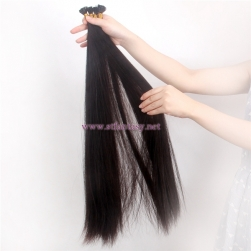 Top Quality 100% Human Hair Product In China I Tip Extensions For Black Women