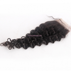 Manufacturers Of Hair Extensions In China 4x4 Deep Curly Lace Closure Hair Toupee For Sale