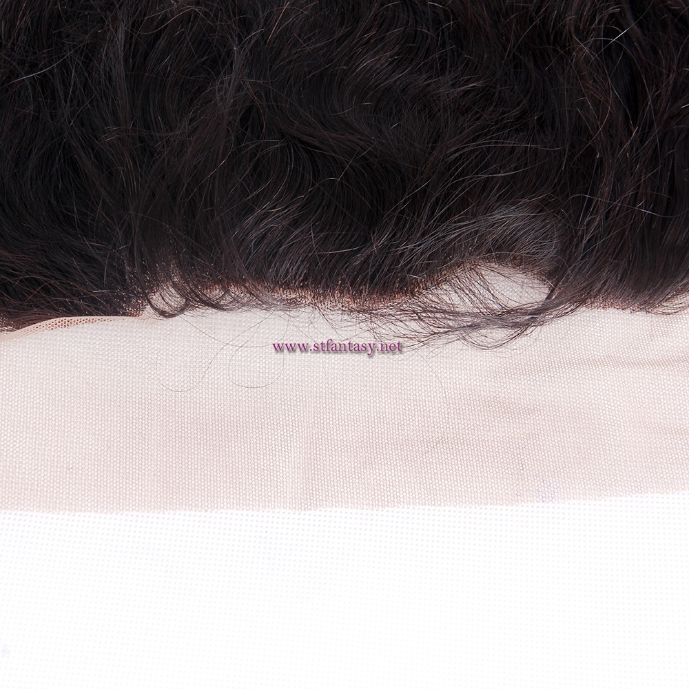 China Indian Hair Extensions Suppliers 13x4 Lace Frontal Hair Toupee Body Wave Black Human Hair