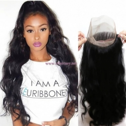 ST Fantasy 360 Lace Frontal Closure Body Wave Human Hair